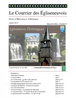 Courrier 9 – Juillet 2012